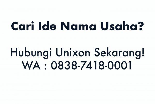 Cari Ide Nama Usaha