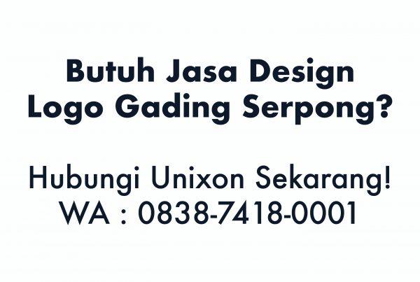 Jasa Design Logo Gading Serpong