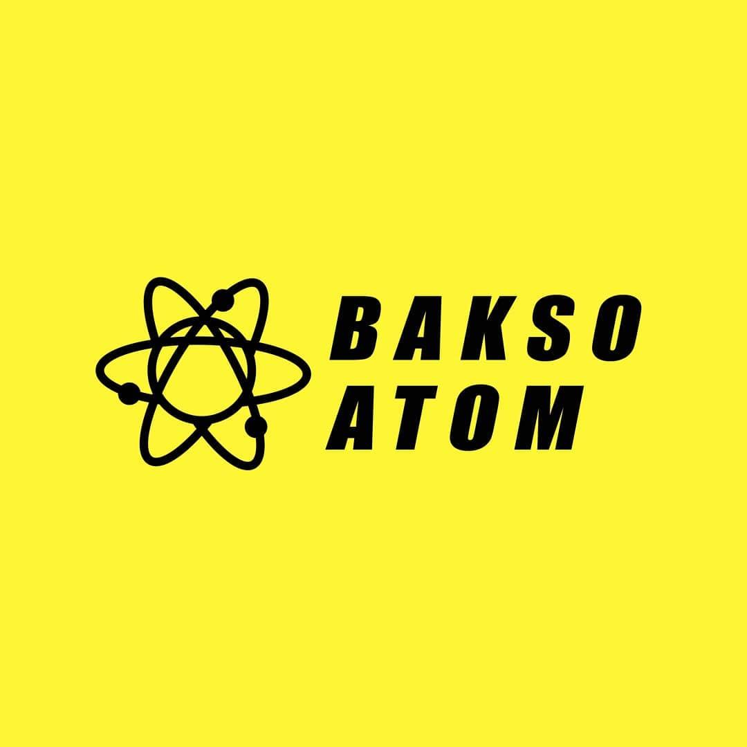 bakso atom logo baru by unixon