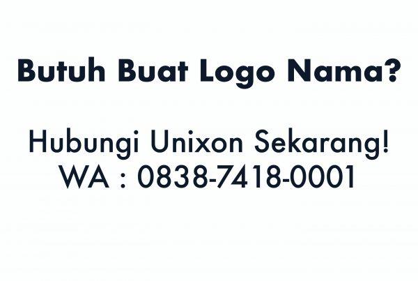 buat logo nama