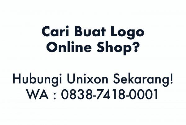 Buat Logo Online Shop