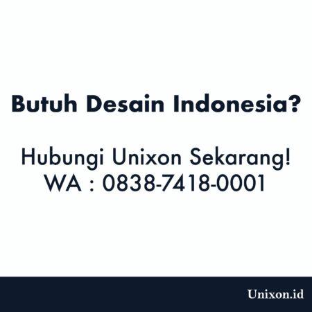 desain indonesia