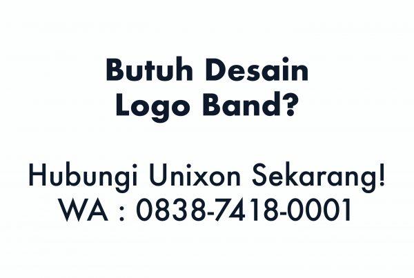 Desain Logo Band