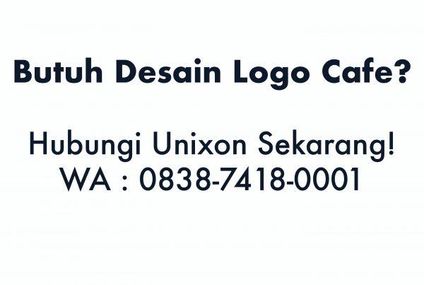 Desain Logo Cafe
