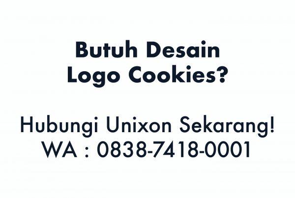 Desain Logo Cookies