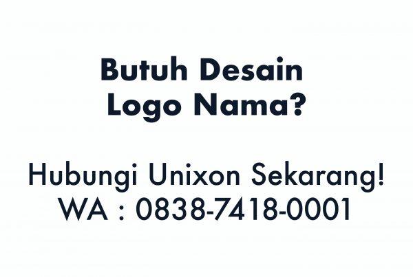 Desain Logo Nama
