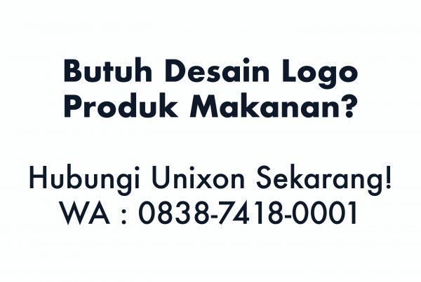 Desain Logo Produk Makanan