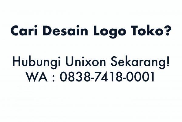 Desain Logo Toko
