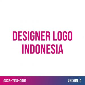 designer logo indonesia