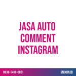 jasa auto comment instagram