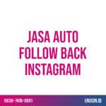jasa auto follow back instagram