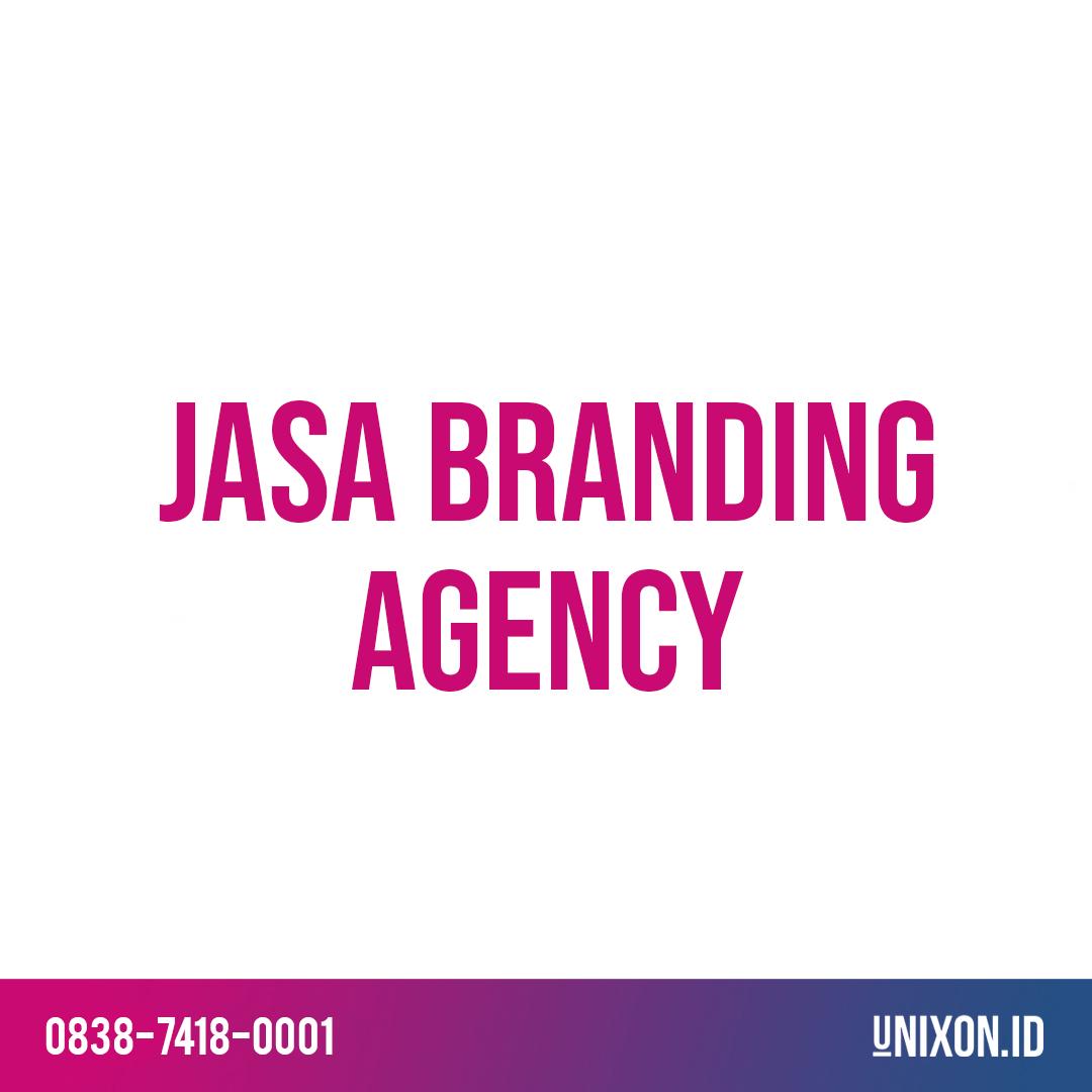 jasa branding agency