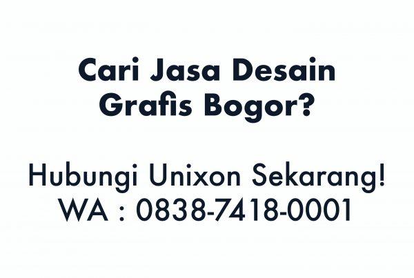 Jasa Desain Grafis Bogor