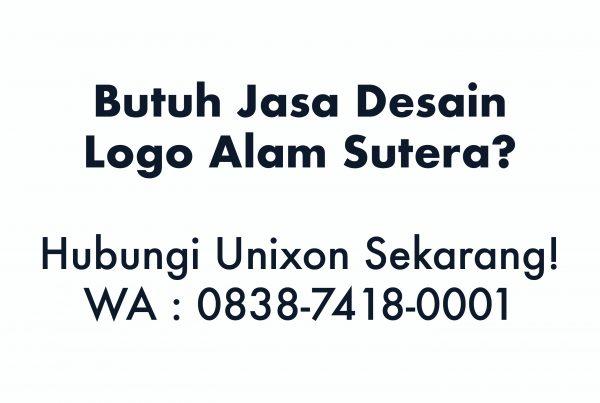 Jasa Desain Logo Alam Sutera