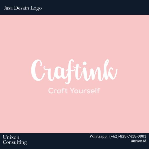 jasa desain logo di bsd - craftink