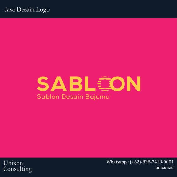 jasa design logo sabloon di alam sutera bsd gading serpong tangerang selatan jakarta