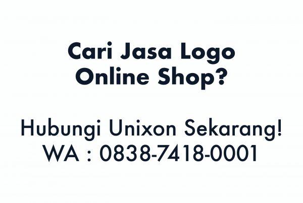 Jasa Logo Online Shop