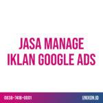 jasa manage iklan google ads