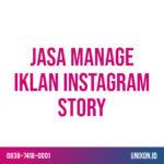 jasa manage iklan instagram story
