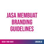 jasa membuat branding guidelines