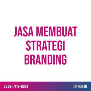 jasa membuat strategi branding