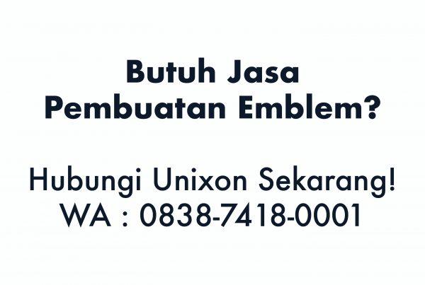 jasa pembuatan emblem