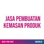 jasa pembuatan kemasan produk
