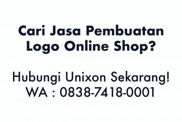Jasa Pembuatan Logo Online Shop
