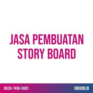 jasa pembuatan story board