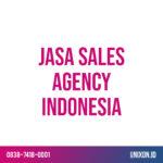 jasa sales agency indonesia
