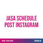 jasa schedule post instagram