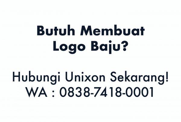 membuat logo baju