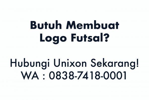 membuat logo futsal