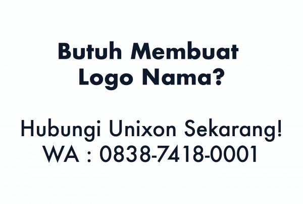 Membuat Logo Nama