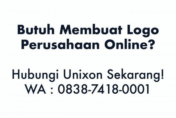 membuat logo perusahaan online