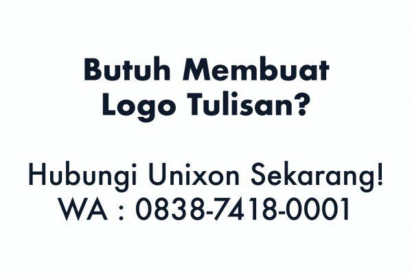 Membuat Logo Tulisan