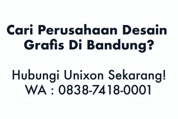 perusahaan desain grafis di bandung