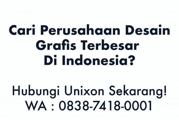 Perusahaan Desain Grafis Terbesar Di Indonesia