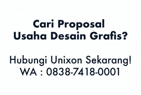 Proposal Usaha Desain Grafis